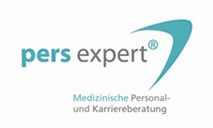 Logo von pers expert - medizinische Personal- und Karriereberatung