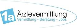 Logo von 1a-Ärztevermittlung GmbH