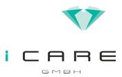 Logo von i CARE GmbH